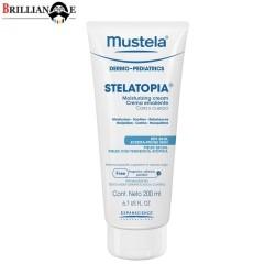 کرم مرطوبکننده و رفع مشکلات پوستی استلاتوپیا mustela