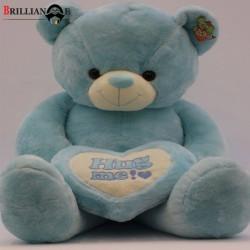 عروسک پوليشی كيدزلند JO253 خرس قلب به سينه ٣