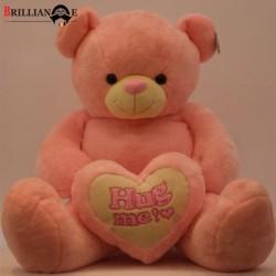 عروسک پوليشی كيدزلند JO252 خرس قلب به سينه ٢