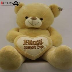 عروسک پوليشی كيدزلند JO251 خرس قلب يه سينه ١