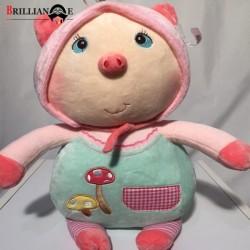 عروسک پوليشی باران كد ٤٣١-٤ خوك صورتي قارچ ب سينه