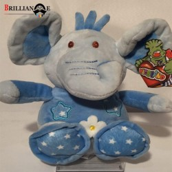 عروسک پوليشی كيدزلند كد JO356 فيل كف پا ستاره ای كوچک