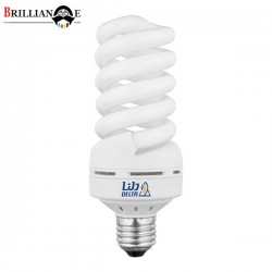 لامپ کم مصرف 25 وات تمام پیچ دلتا پایه E27