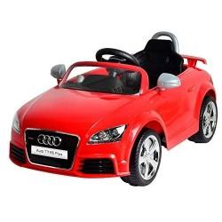 ماشین شارژی Audi  TT PLUS  قرمز676