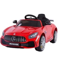 قرمز ماشین شارژی بنز مدل HL2588