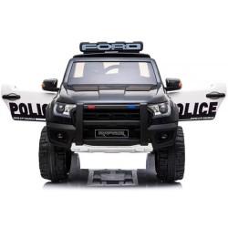ماشین شارژی جیپ فورد طرح پلیس f150 چهارموتوره