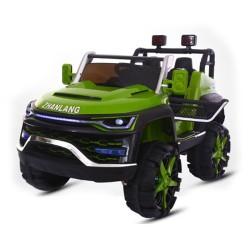 ماشین شارژی جیپ ژان لانگ سبز مدل 5256