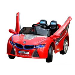 ماشین شارژی  قرمزBMW i8