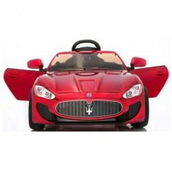 ماشین-شارژ-مازراتی قرمز-مدل-maserati-granturismo