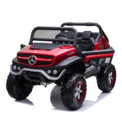 ماشین شارژی بنز مدل قرمز MERSEDES  BENZ buggy