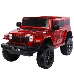 ماشین شارژِی جیپ Jeep wrangler