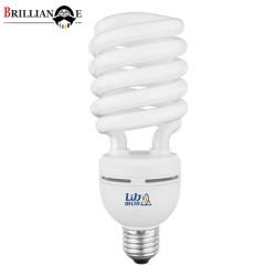 لامپ کم مصرف 40 وات نیم پیچ دلتا پایه E27