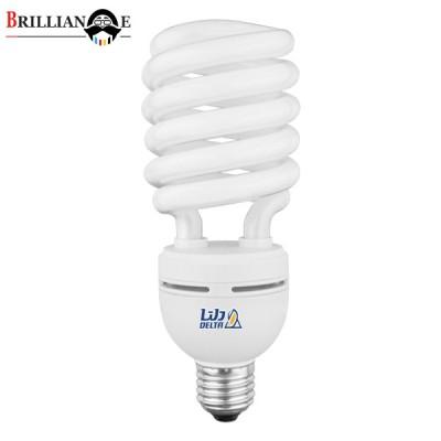 لامپ کم مصرف 20 وات تمام پیچ دلتا پایه E27