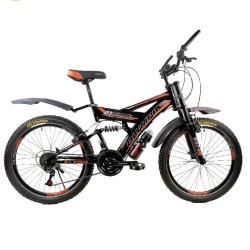 دوچرخه المپیا مدل تایتانیک کد 2456 سایز 24 - OLYMPIA TAITANIC