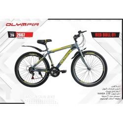 دوچرخه المپیا ردبول کد 2667 سایز 26 - OLYMPIA REDBULL 01