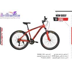 دوچرخه المپیا نیوجیلی سایز 27.5 کد 2752 -Olympia new Geely