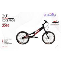 دوچرخه ویوا کد فراگ سایز 20 کد 2019 - VIVA CODE FROG
