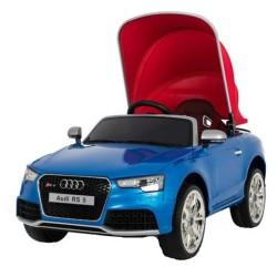 ماشین شارژی Audi مدل RS5 آبی
