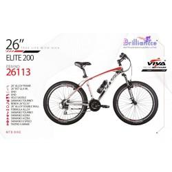 دوچرخه کوهستان ویوا مدل الایت کد 26113سایز 26 - VIVA ELITE200 - 2019 colection
