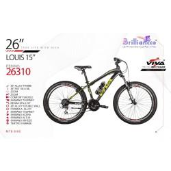 دوچرخه کوهستان ویوا مدل لوئیس کد 26310 سایز 26 - VIVA LOUIS15 - 2019 colection
