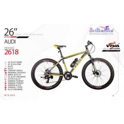 دوچرخه کوهستان ویوا مدل آئودی کد 2618 سایز 26 - VIVA AUDI- 2019 colection