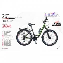 دوچرخه ویوا مدل تور کد 2605 سایز 26 - VIVA TOUR