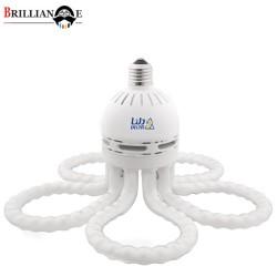 لامپ کم مصرف 105 وات گل دلتا پایه E27