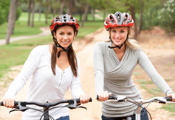بررسی مزایای دوچرخه سواری برای بانوان