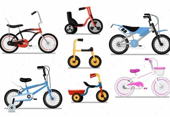 انتخاب انواع دوچرخه براساس سایز